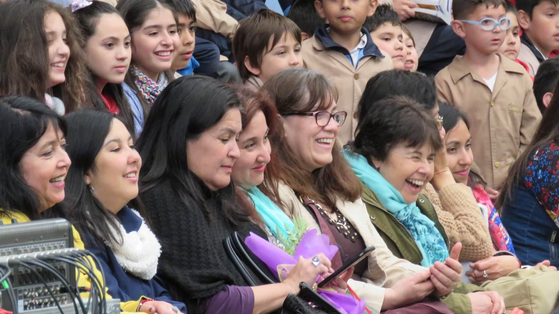 Colegio San Pedro Nolasco de Valparaíso - Comunidad Educativa