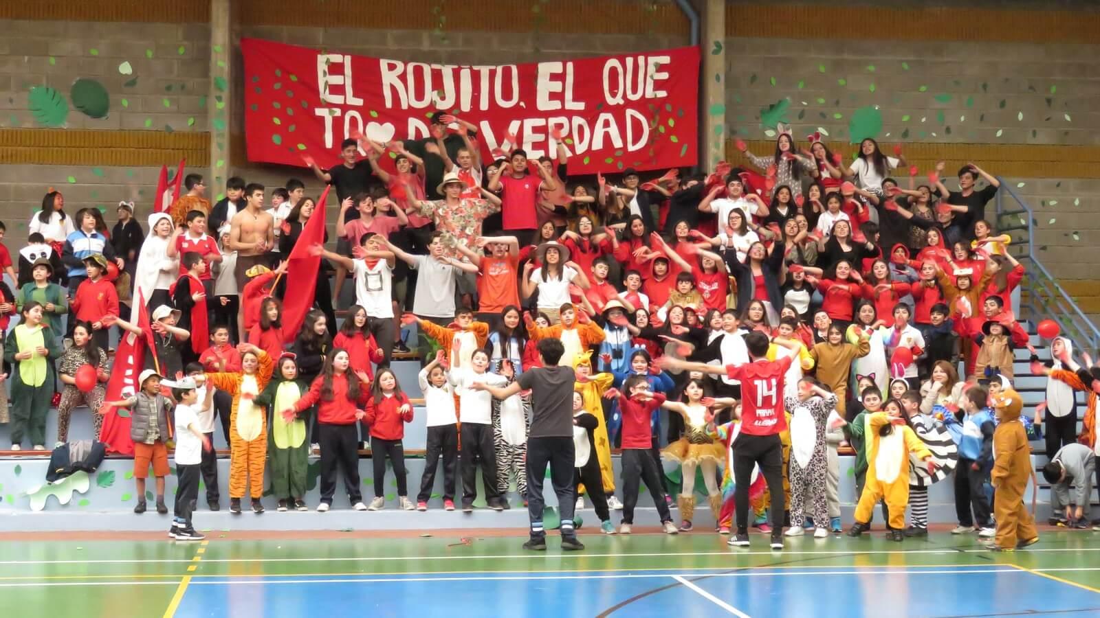 Colegio San Pedro Nolasco de Valparaíso - Convivencia Escolar
