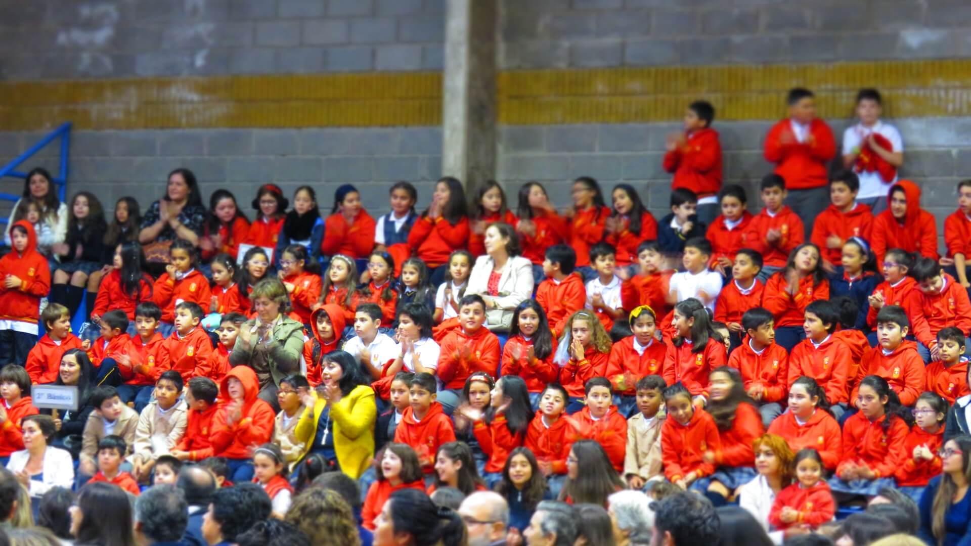 Colegio San Pedro Nolasco de Valparaíso - Educación Básica