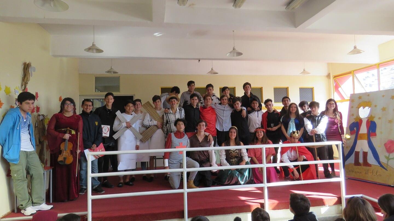 Colegio San Pedro Nolasco de Valparaíso - Educación Media