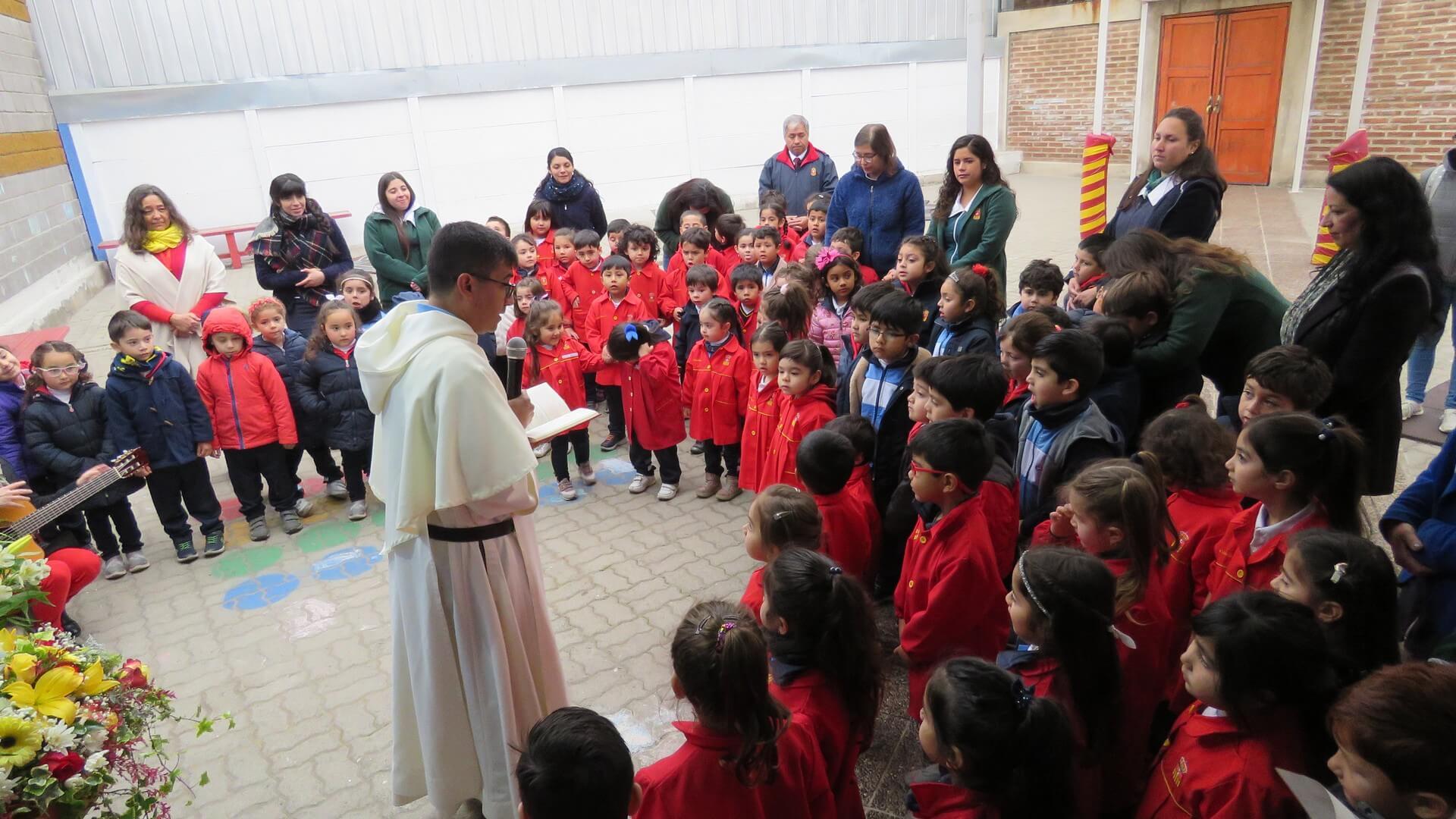 Colegio San Pedro Nolasco de Valparaíso - Ciclo Parvulario