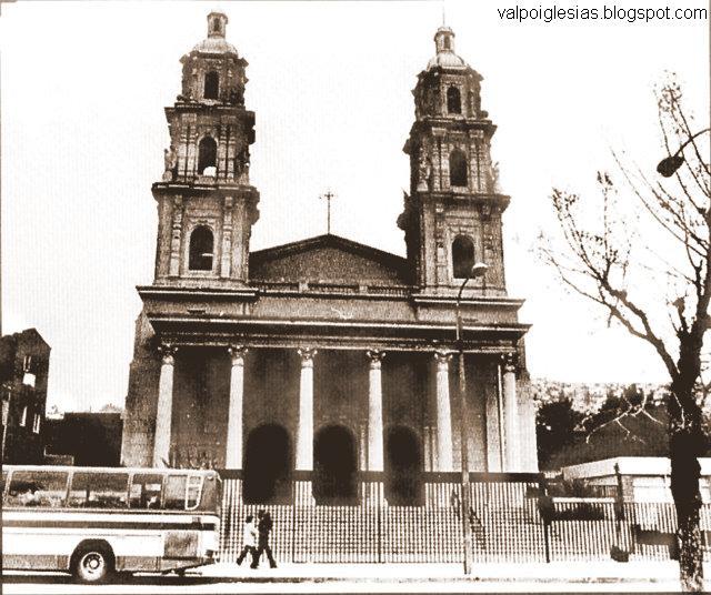 La quinta iglesia en 1979