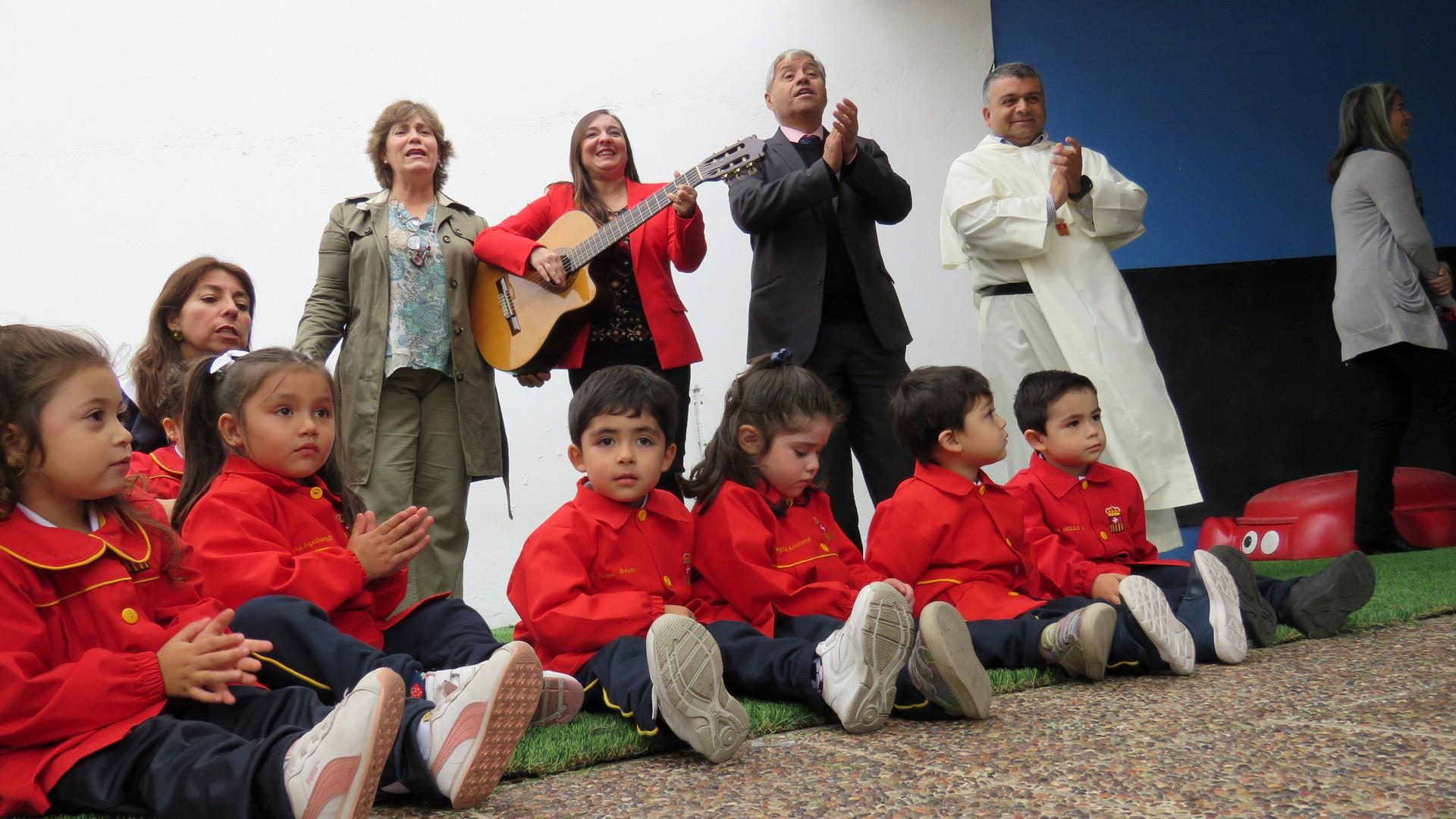 Colegio San Pedro Nolasco de Valparaíso - Playgroup